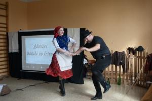 Magyar tánctár